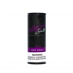 Nasty Salt Reborn – Asap Grape – 30ml
