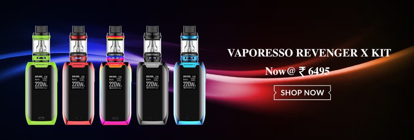 Vaporesso-Revenger-X-kit-India