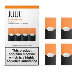 1.7% Juul Mango Nectar Vape Pod Cartridge