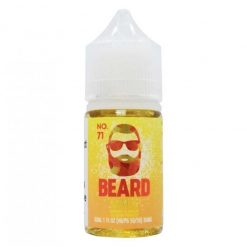 Beard Vape No. 71 Nic Salt E Liquids in India