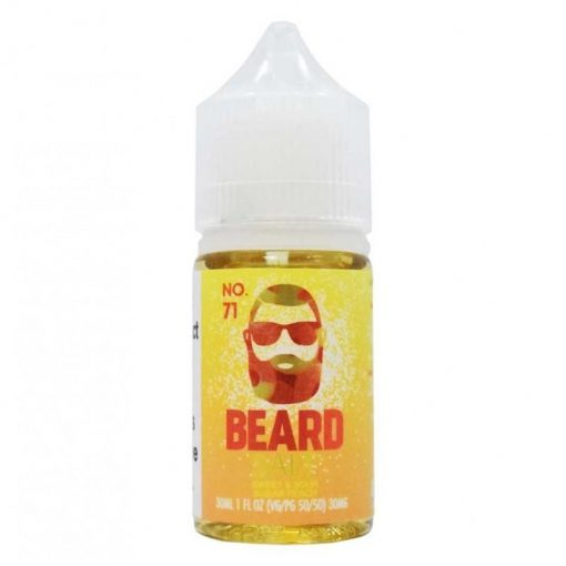 Beard Vape No. 71 Nic Salt E Liquids in India