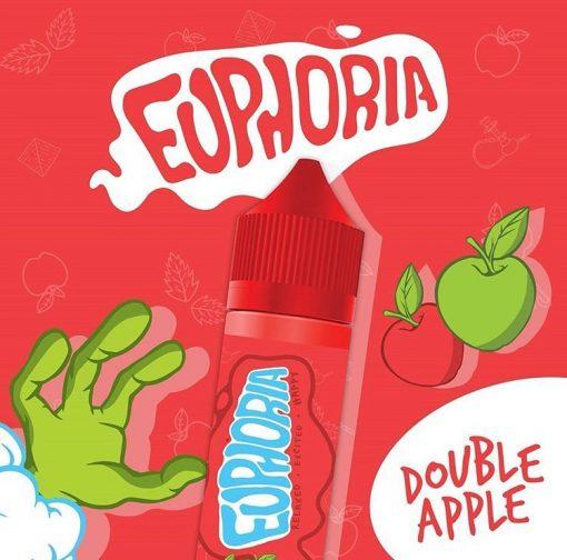Euphoria Double Apple E liquid in India