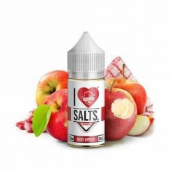 Mad Hatter I Love Salts Juicy Apples Nic Salt E Liquids India