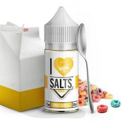 Mad Hatter I Love Salts Fruit Cereal Nic Salt E liquid in India