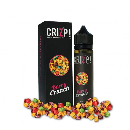 Crizp Brew - Berry Crunch E-liquid in India