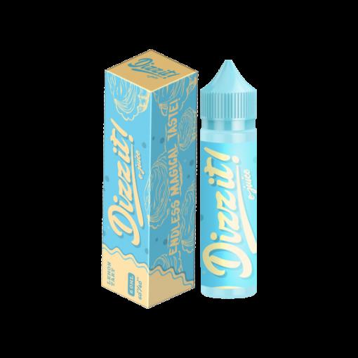 Dizzit - Lemon Tart - Dessert Range - 60ML