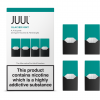 1.7% Juul Glacier Mint Vape Pod Cartridge