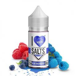 Mad Hatter I Love Salts Blue Raspberry (Raspberry Candy) Nic Salt E liquid