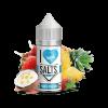 Mad Hatter I Love Salts Pacific Passion (Coconut Milk, Pineapple Juice, Strawberry) Nic Salt E liquid
