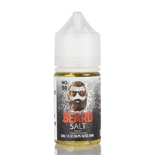 Beard Vape No. 00 Nic Salt E-liquid in India